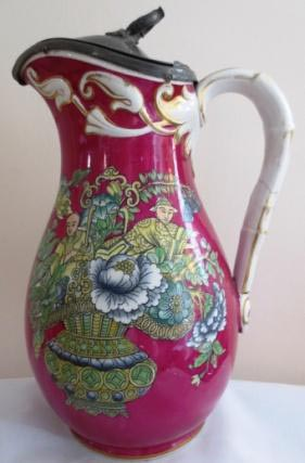 Pattern 2/3827 jug left side