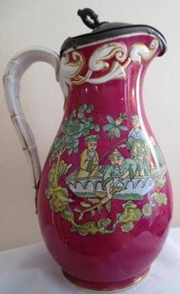 Pattern 2/3827 jug right side