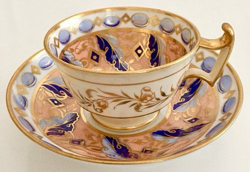 Pattern 2/280 tea cup and saucer